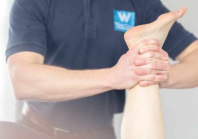Physiotherapy Treatment of Injury Series – Sprained Ankles