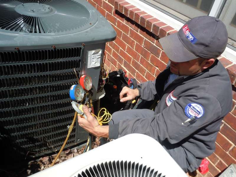 Low Cost of Air Conditioning Repair
