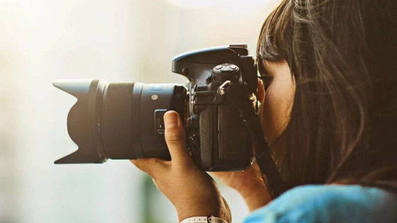 Advantages of Low Angle Photography